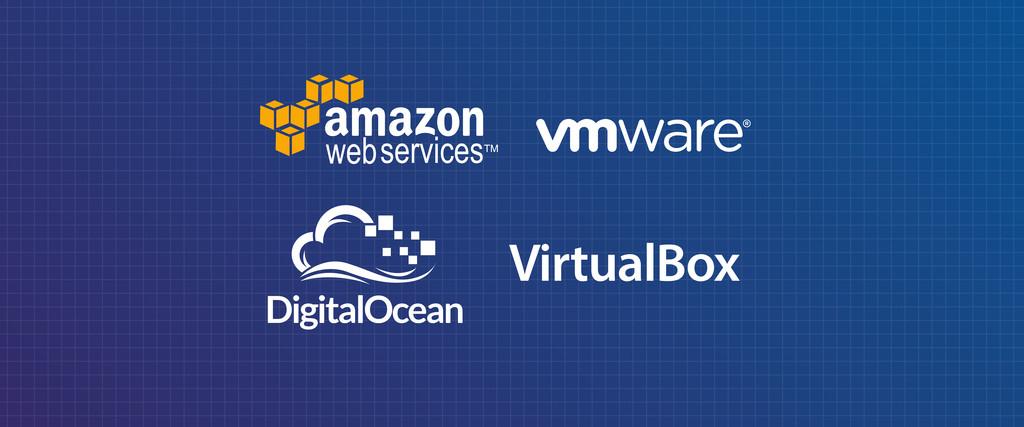 VirtualBox DigitalOcean