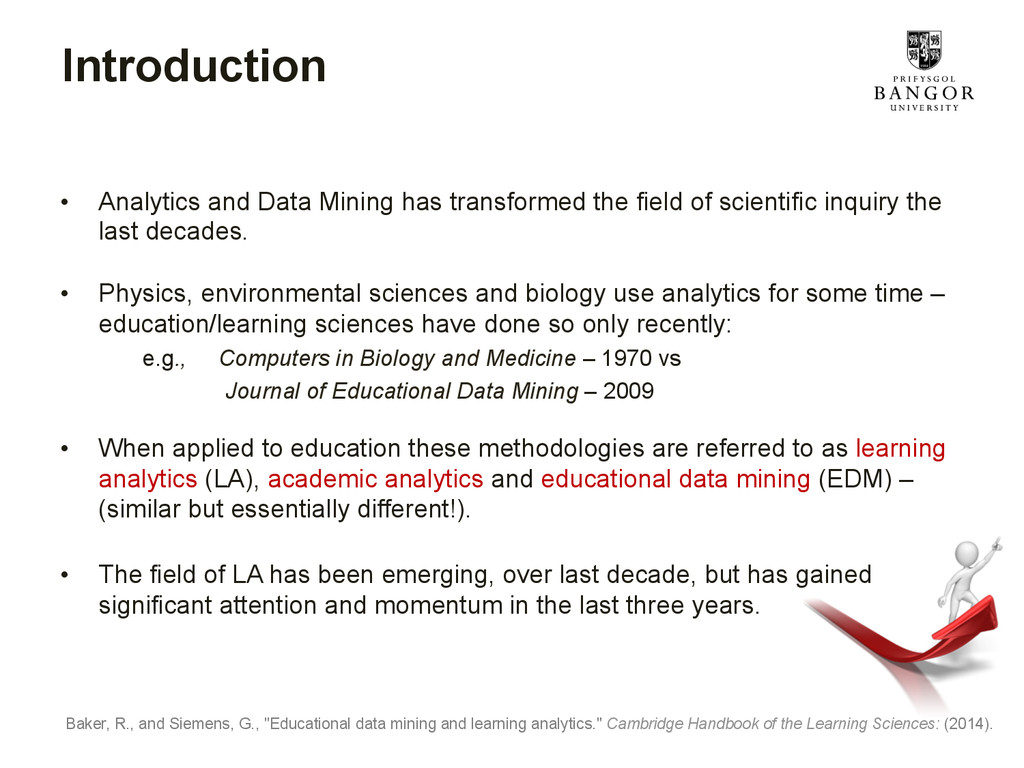 Introduction • Analytics and Data Mining has t...