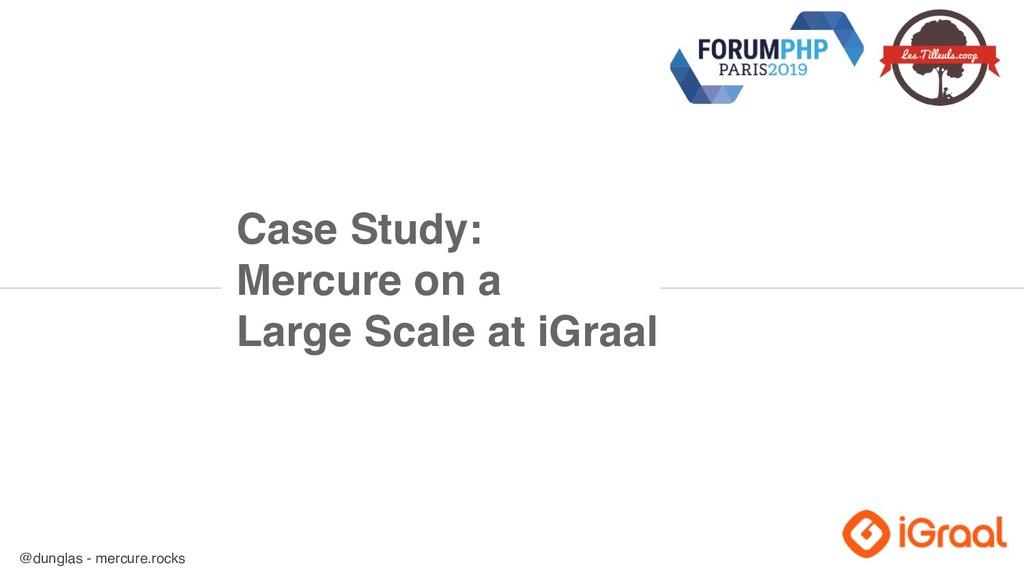@dunglas - mercure.rocks Case Study: Mercure o...