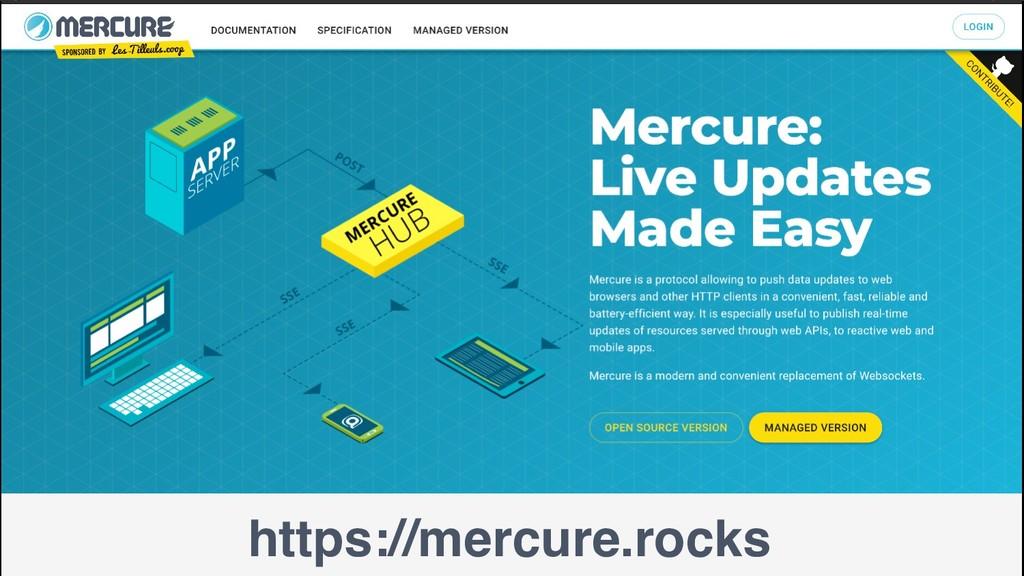 https://mercure.rocks