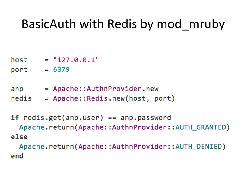 BasicAuth	