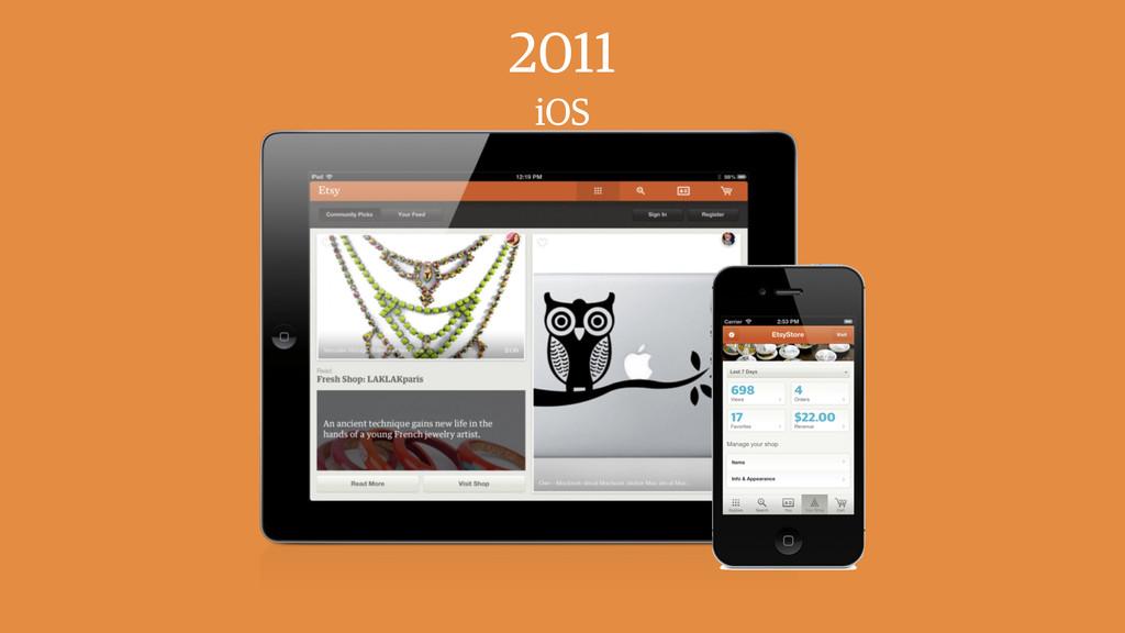 2011 iOS