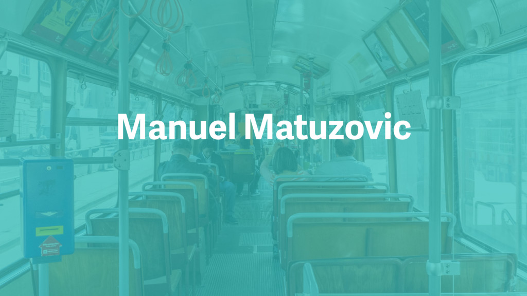 Manuel Matuzovic