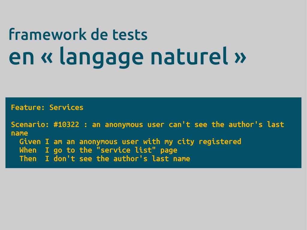 Feature: Services Scenario: #10322 : an anonymo...
