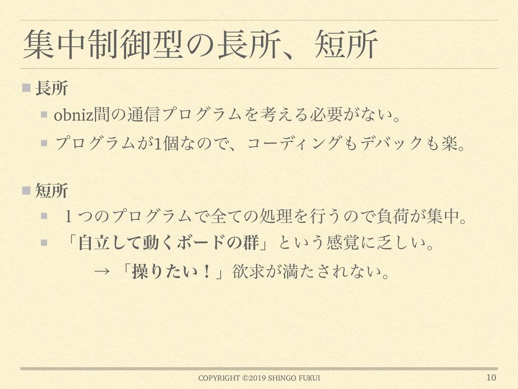 COPYRIGHT ©2019 SHINGO FUKUI ूத੍ޚܕͷॴɺॴ ॴ obn...