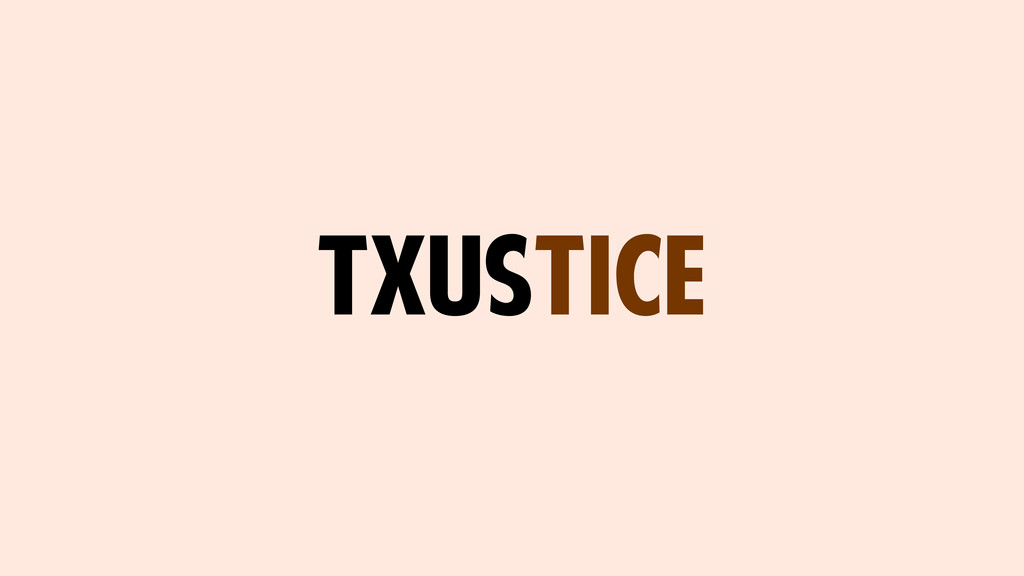 TXUSTICE