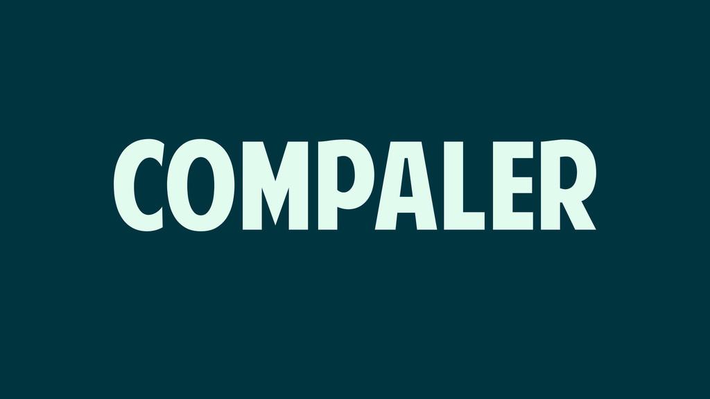 COMPALER