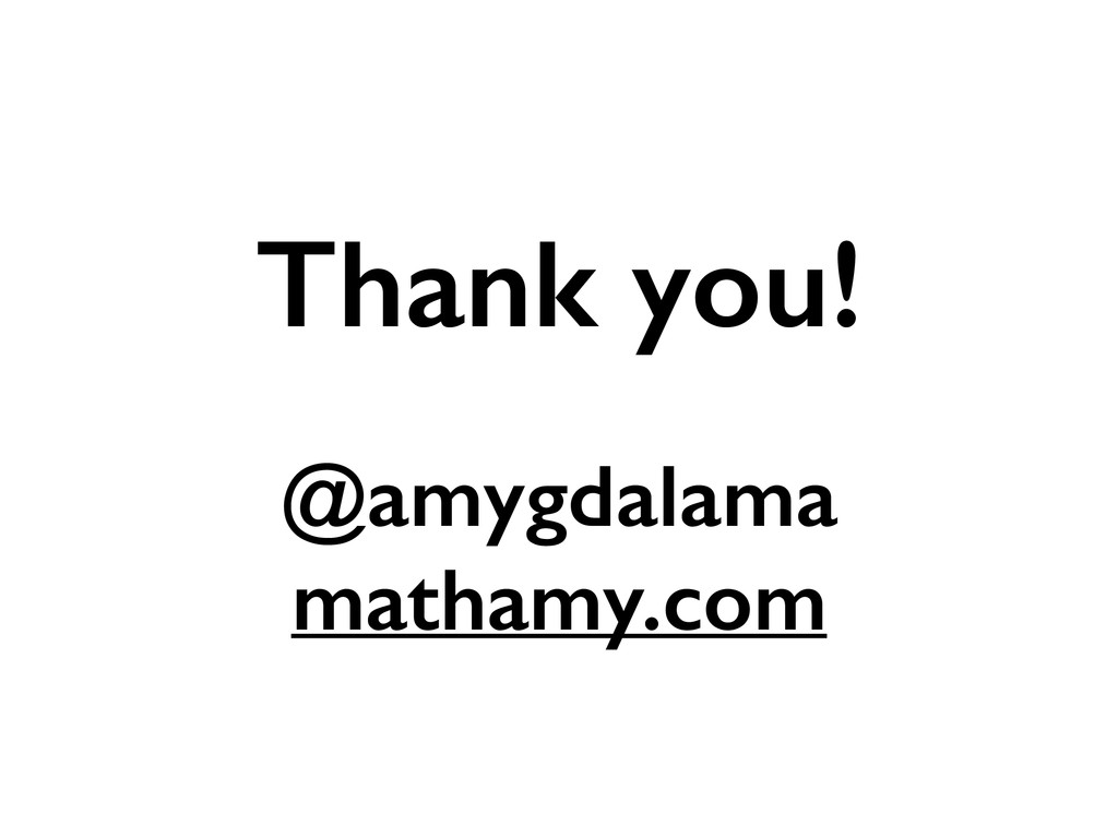 Thank you! @amygdalama mathamy.com