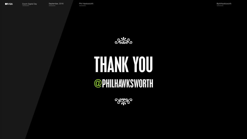 Dutch Digital Day September, 2016 Phil Hawkswor...