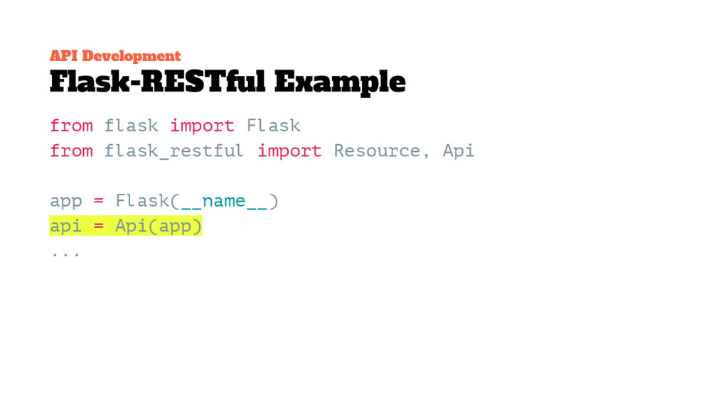 API Development Flask-RESTful Example from flas...