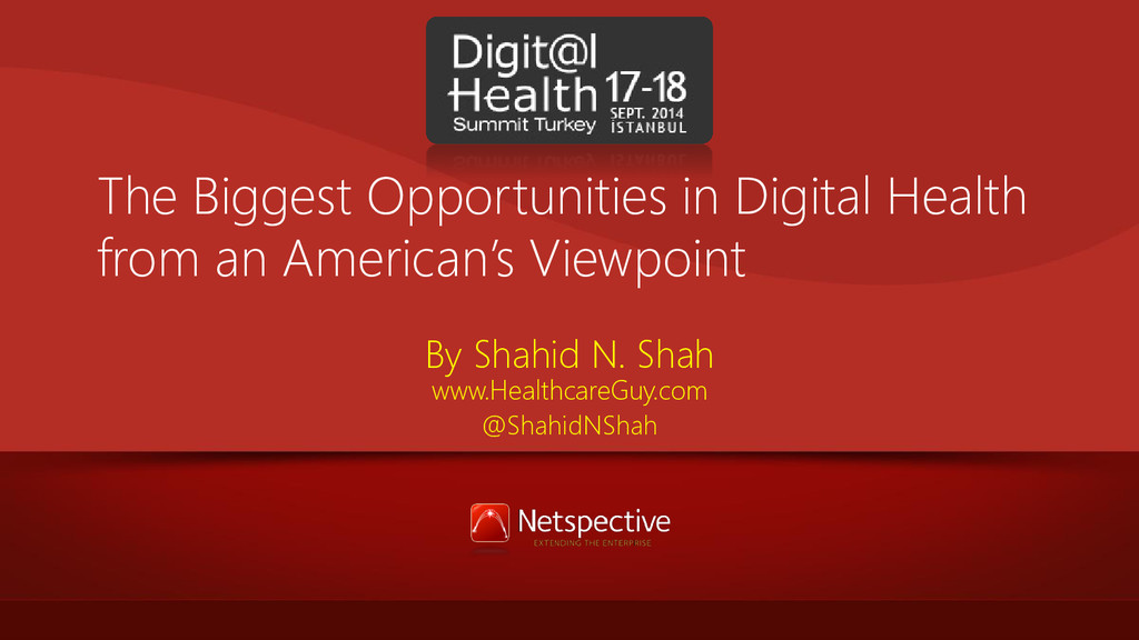The Biggest Opportunities in Digital Health fro...