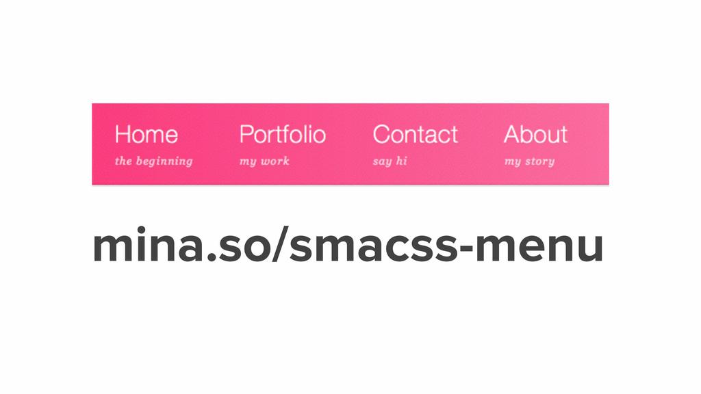 mina.so/smacss-menu