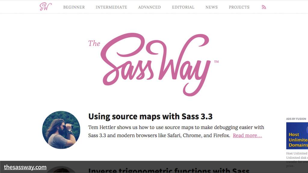 thesassway.com