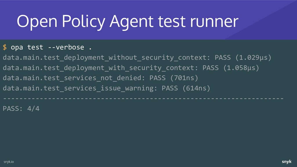 $ opa test --verbose . data.main.test_deploymen...