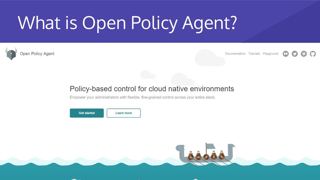 What is Open Policy Agent?