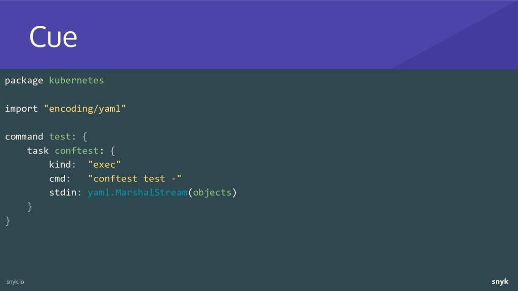"""package kubernetes import """"encoding/yaml"""" comma..."""