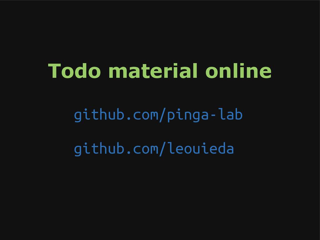github.com/pinga-lab github.com/leouieda Todo m...