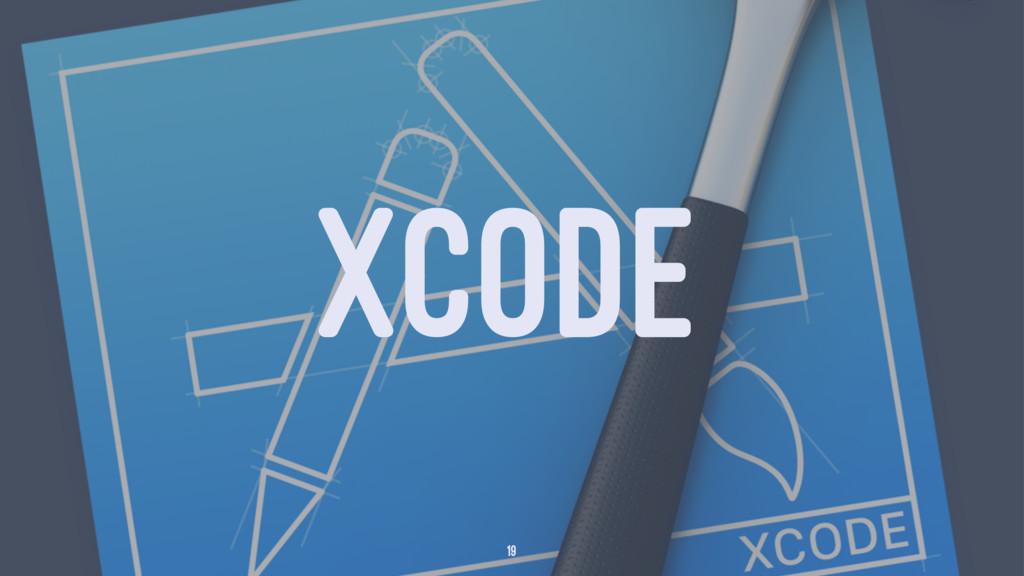 XCODE 19