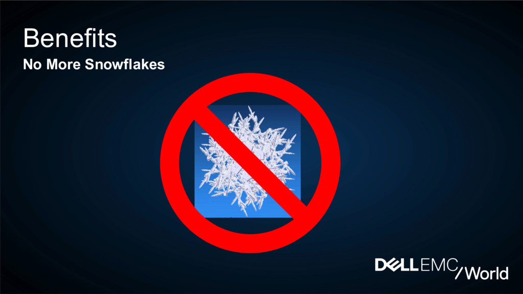 Benefits No More Snowflakes