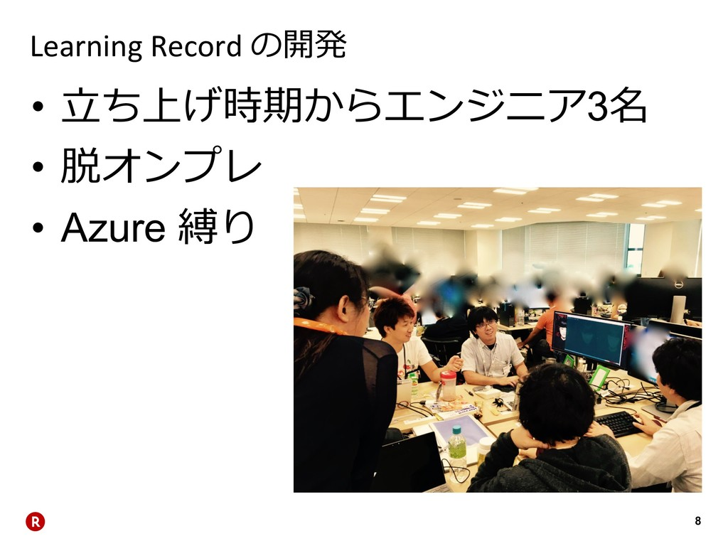 8 Learning Record  •  3 •  