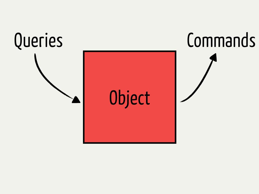 Object Queries Commands