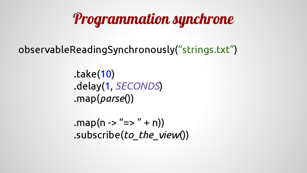Programmation synchrone observableReadingSynchr...