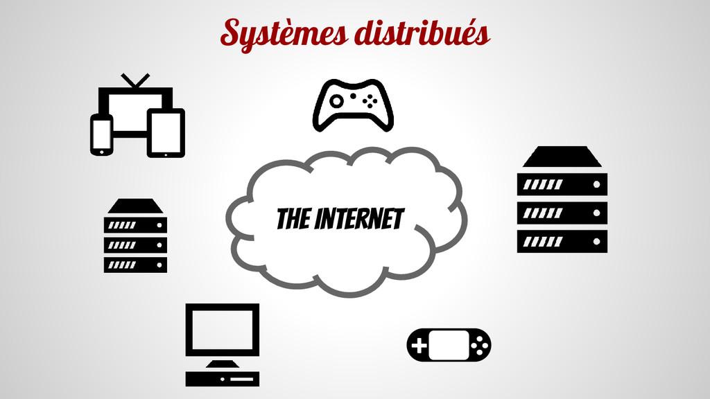 Systèmes distribués The Internet