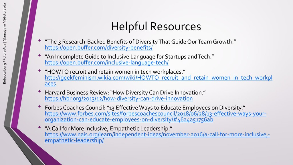 """Helpful Resources • """"The 3 Research-Backed Bene..."""