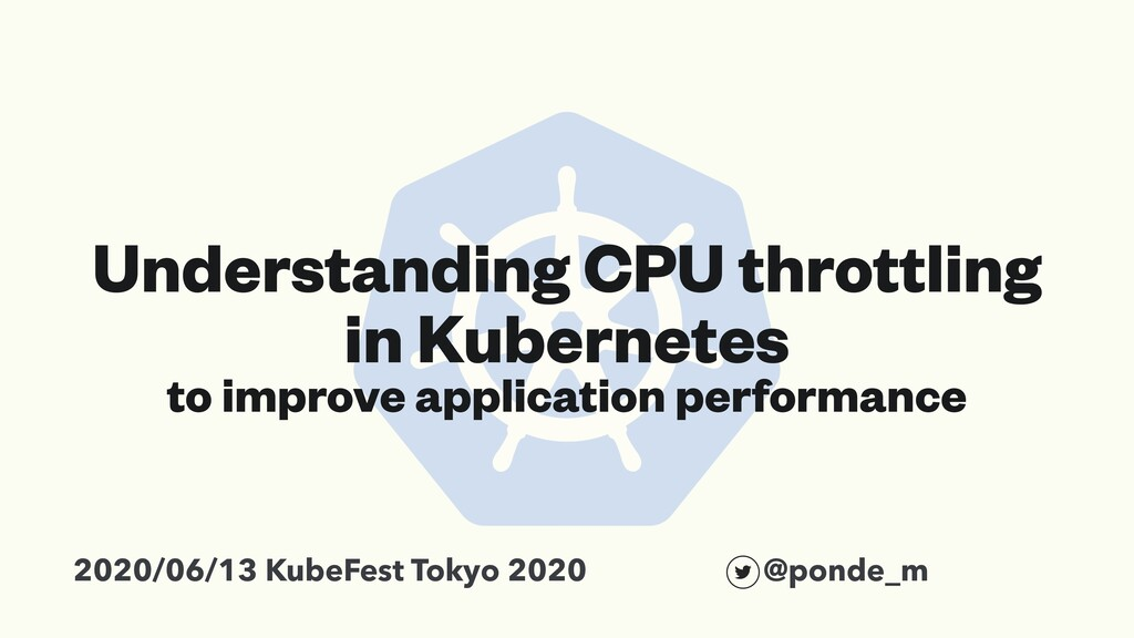 Understanding CPU throttling in Kubernetes to i...
