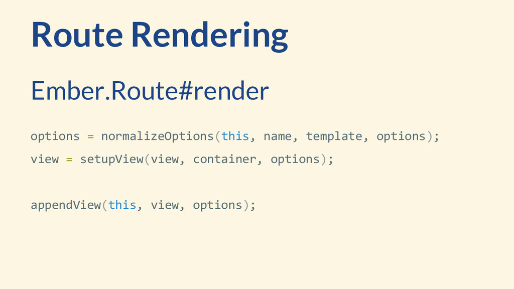 Route Rendering options = normalizeOptions(this...