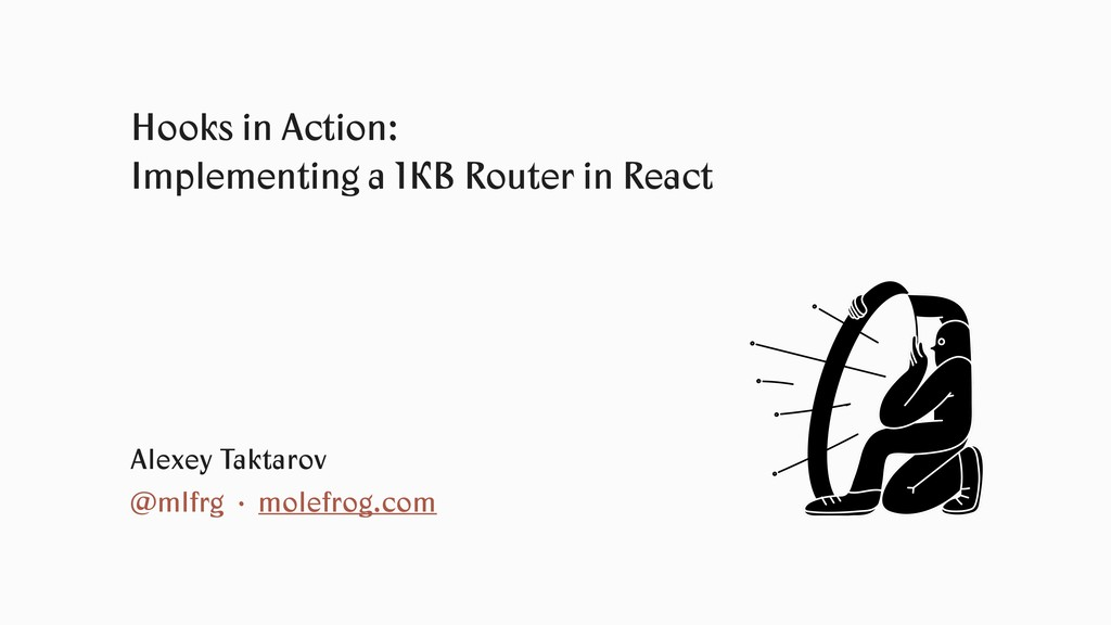Hooks in Action: Implementing a 1KB Router in R...