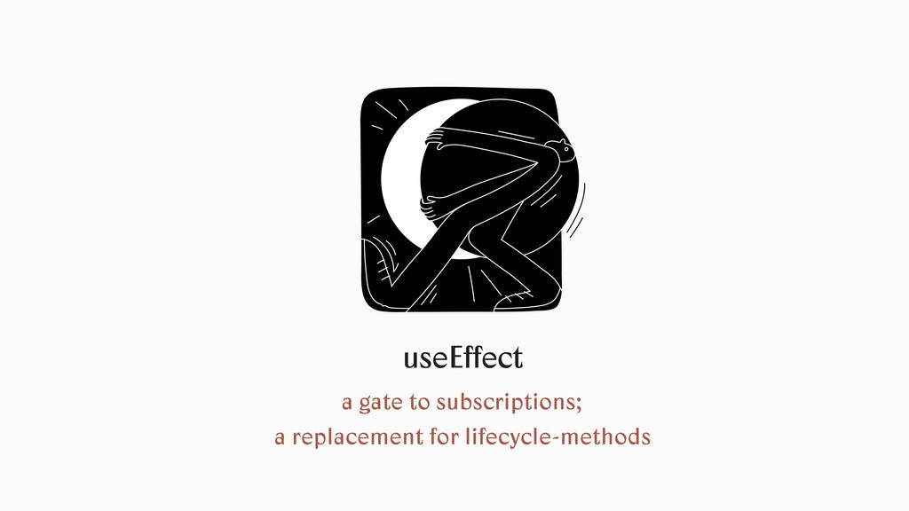 useEffect a gate to subscriptions; a replacement...