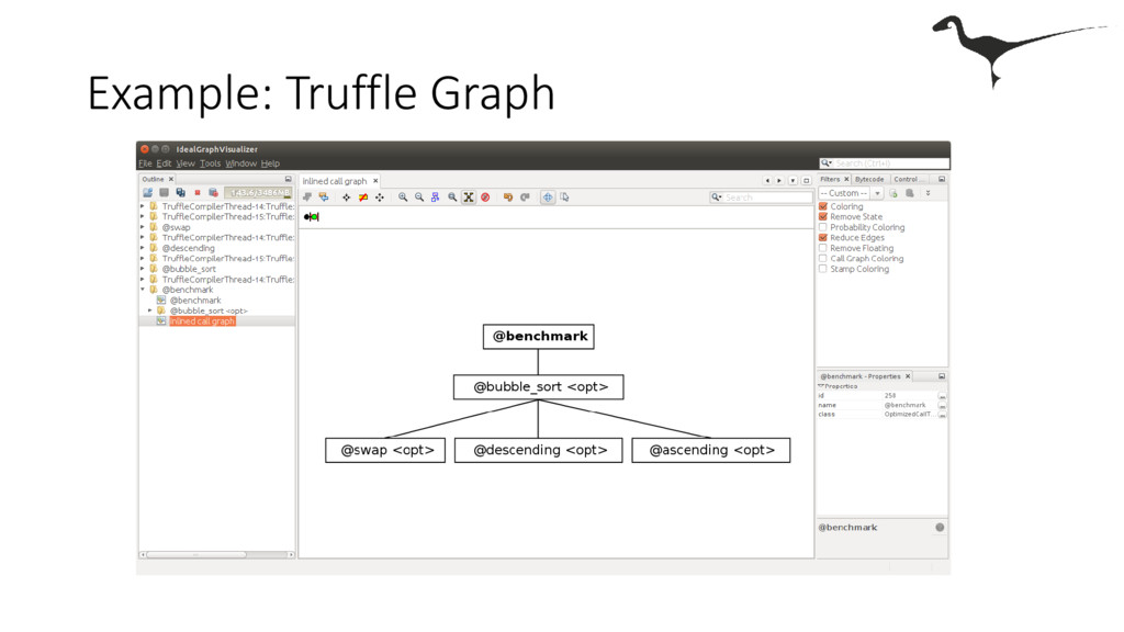 Example: Truffle Graph