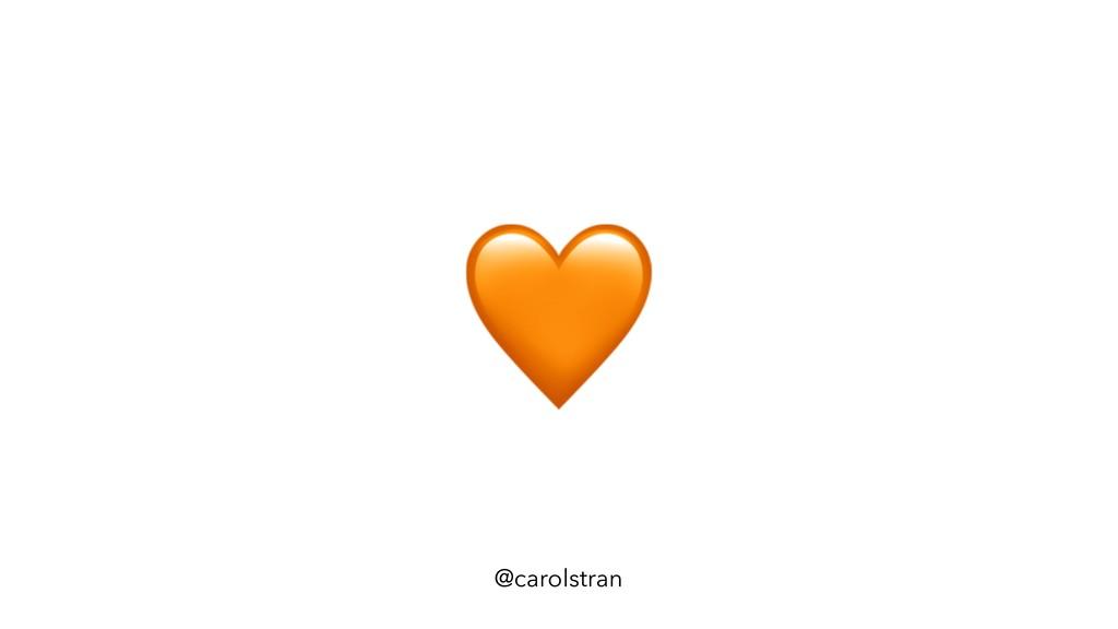 @carolstran