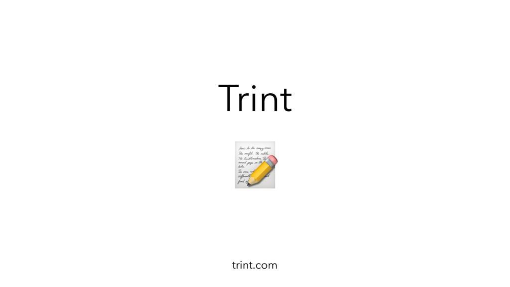 Trint trint.com