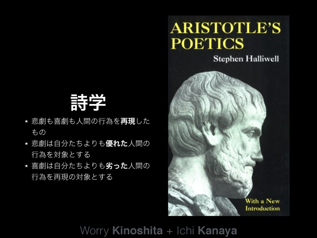 Worry Kinoshita + Ichi Kanaya ࢻֶ ൵ܶتܶਓؒͷߦҝΛ࠶ݱ...