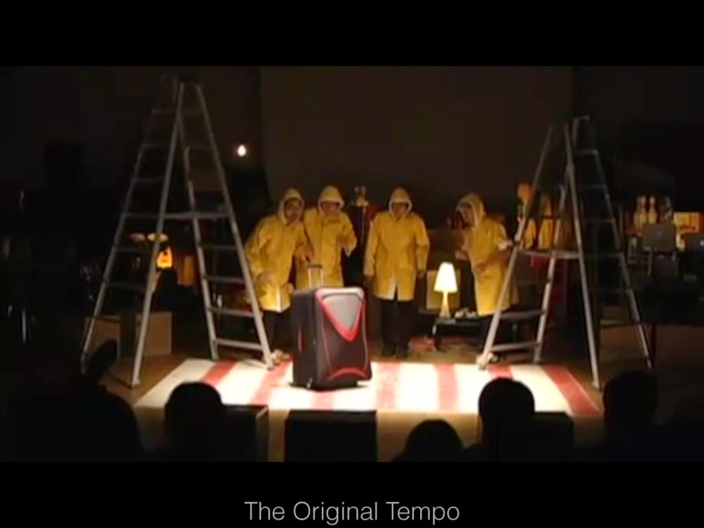 The Original Tempo