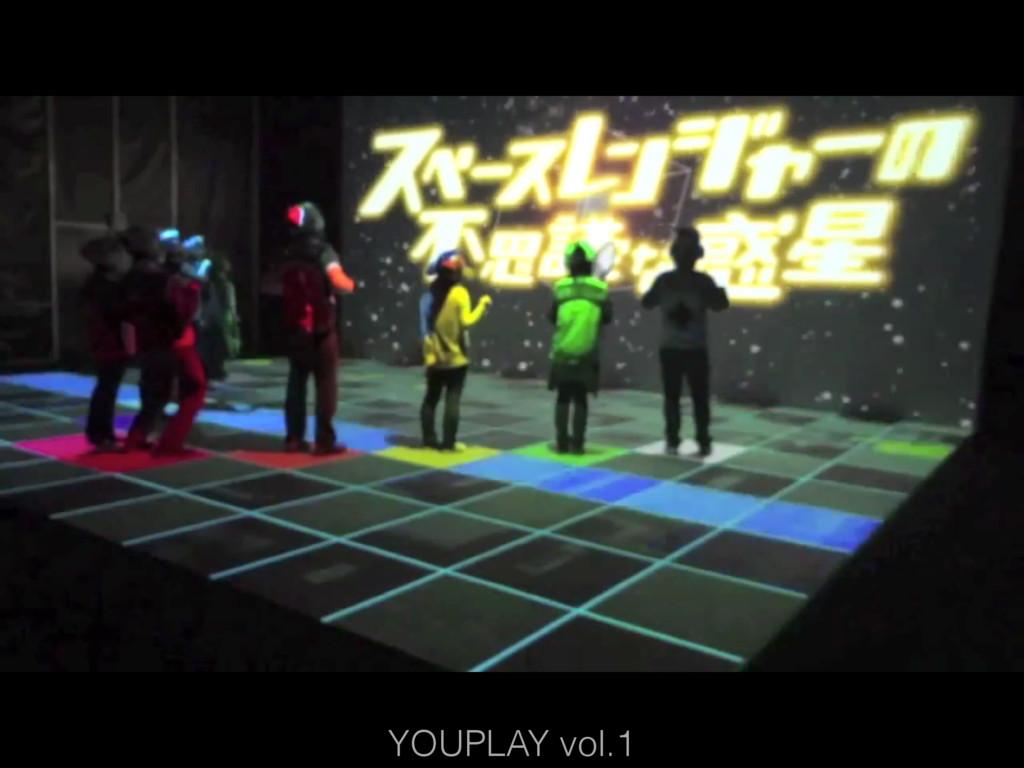 YOUPLAY vol.1