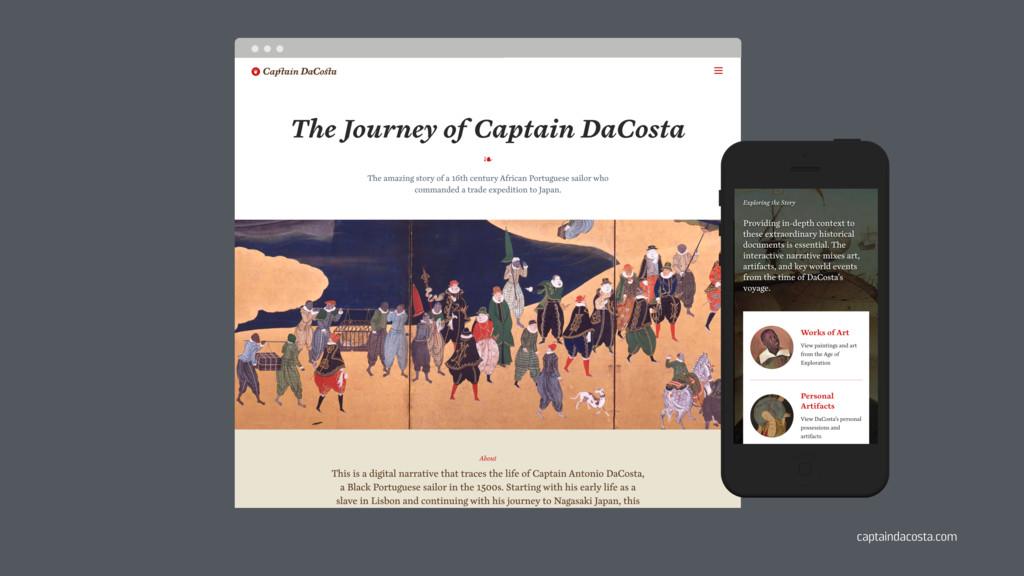 captaindacosta.com