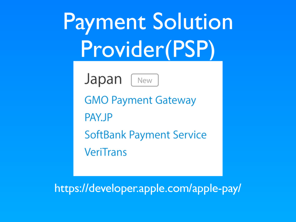 Payment Solution Provider(PSP) https://develope...