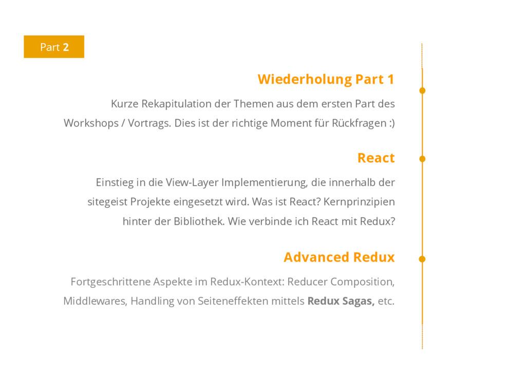 Advanced Redux Fortgeschrittene Aspekte im Redu...