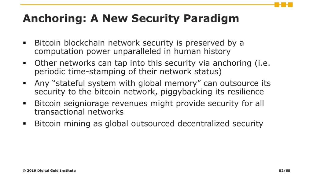 Anchoring: A New Security Paradigm ▪ Bitcoin bl...