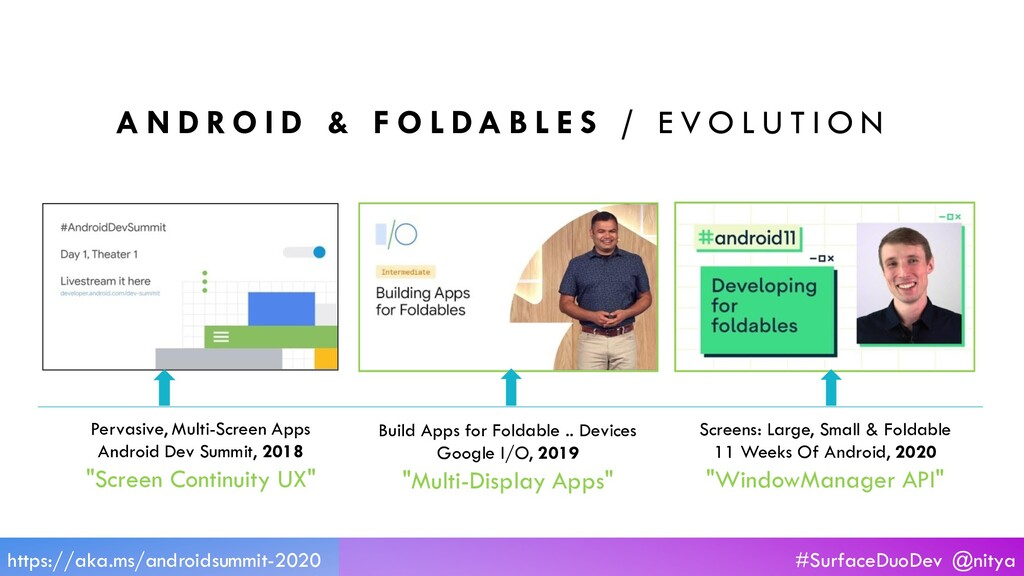 https://aka.ms/androidsummit-2020 #SurfaceDuoDe...