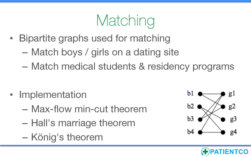 Matching