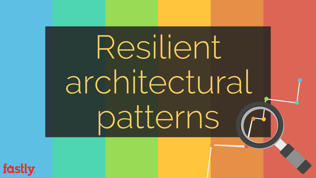 Resilient architectural patterns