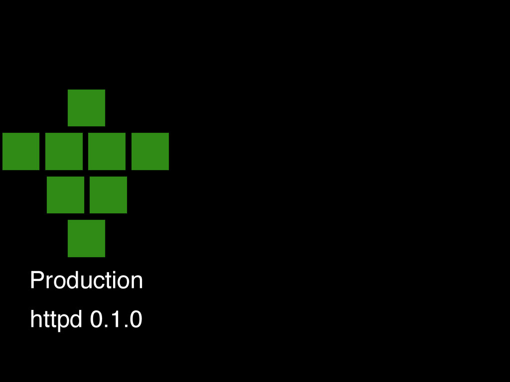 Production httpd 0.1.0