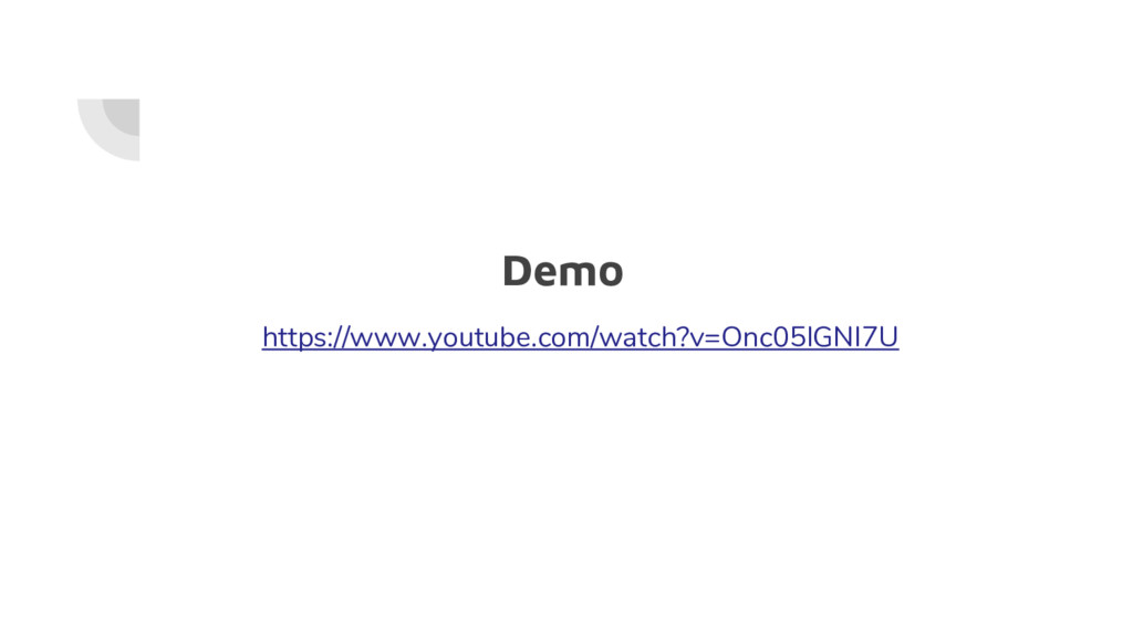 Demo https://www.youtube.com/watch?v=Onc05lGNI7U