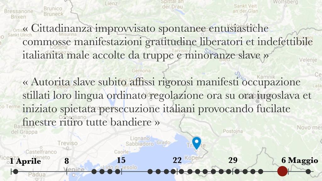 « Cittadinanza improvvisato spontanee entusiast...