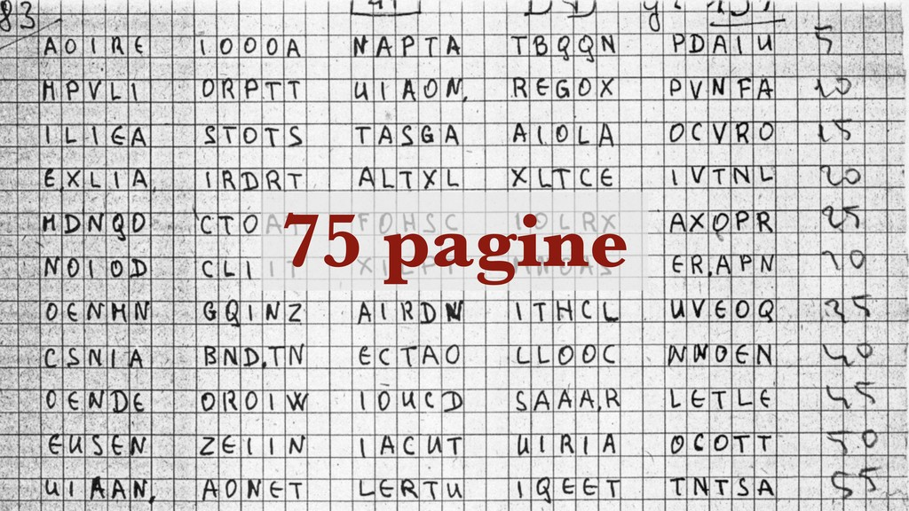 75 pagine