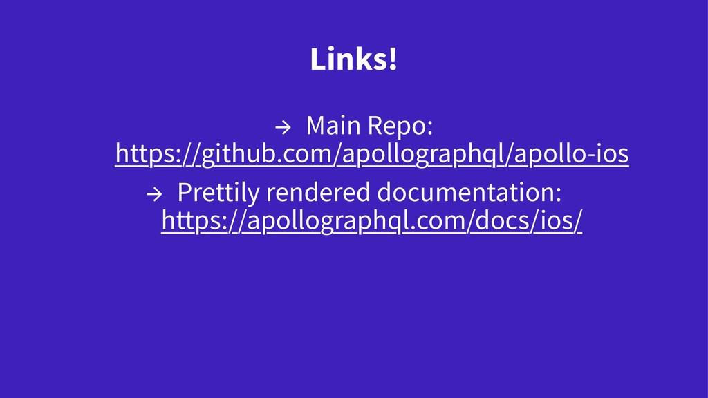 Links! → Main Repo: https://github.com/apollogr...